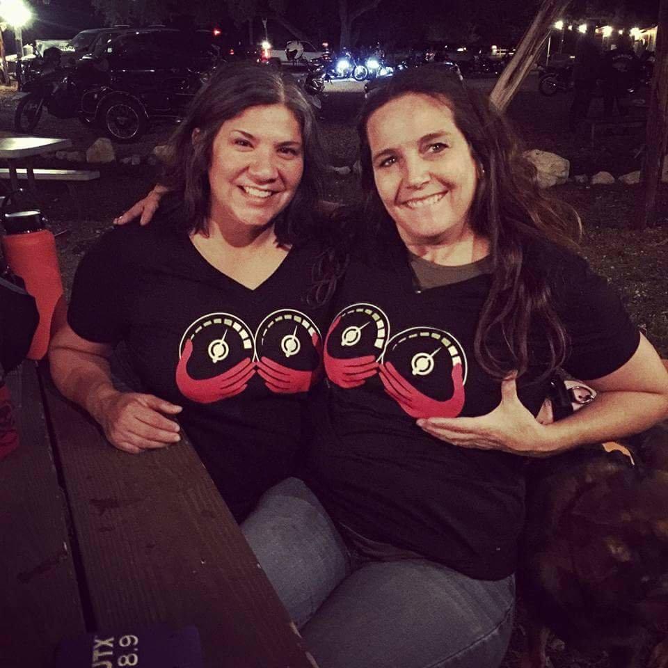 Women's  T-Shirt (L) Crew Neck