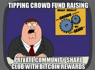 Bitcoin Tipping