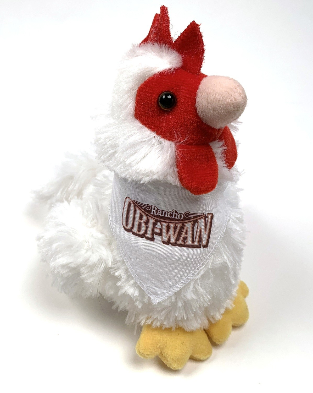 Plush Mascot - Hen