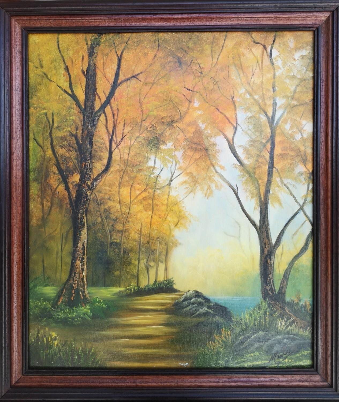 El Camino De La Luz I The Path Of Light