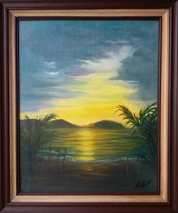 Atardecer Punta Leona I Sunset Punta Leona