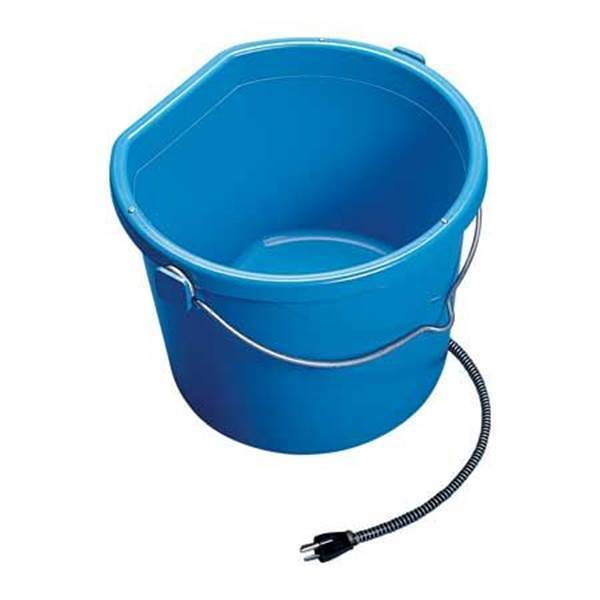 Heated Water Buckets