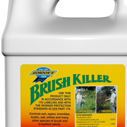 Brush and Weed Killer (1 Gal)