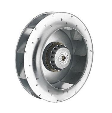 Рабочее колесо вентилятора с двигателем BDRKF 220-A-M | завод вентиляторов Bahcivan Motor (BVN)