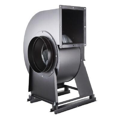 Радиальный вентилятор низкого давления ALR-8M   завод производитель Bahcivan Motor (BVN)
