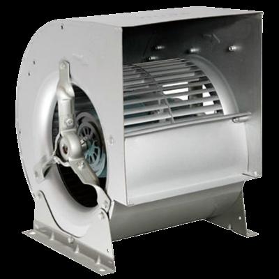 Радиальный вентилятор с двигателем BRV-D 10/10 | завод производитель Bahcivan Motor (BVN)