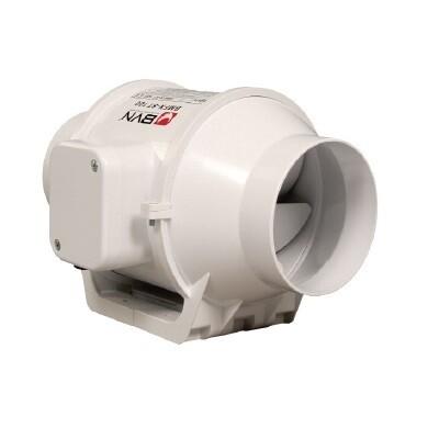 Канальный вентилятор смешанного типа BMFX 315-P | завод вентиляторов Bahcivan Motor (BVN)