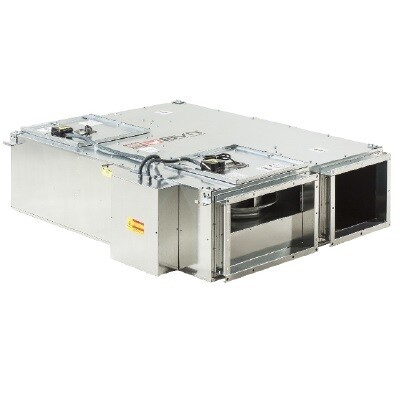 Приточно вытяжная установка с рекупераций тепла BGK 500T | завод производитель Bahcivan Motor (BVN)
