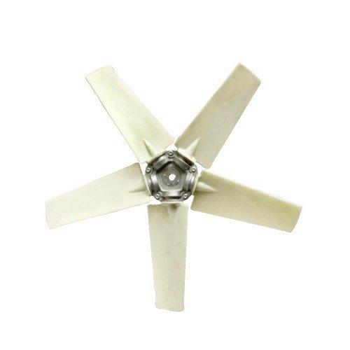 Пластиковая крыльчатка осевая для вентилятора B5P 500 | завод вентиляторов Bahcivan Motor (BVN)