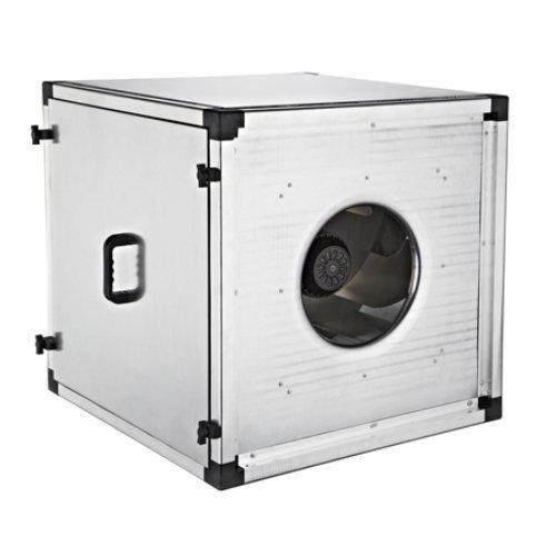 Квадратный канальный вентилятор BKKF 500 T| завод вентиляторов Bahcivan Motor (BVN)
