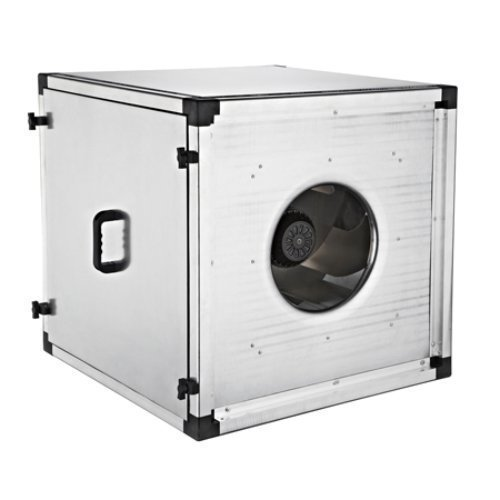 Квадратный канальный вентилятор BKKF 560 T| завод вентиляторов Bahcivan Motor (BVN)