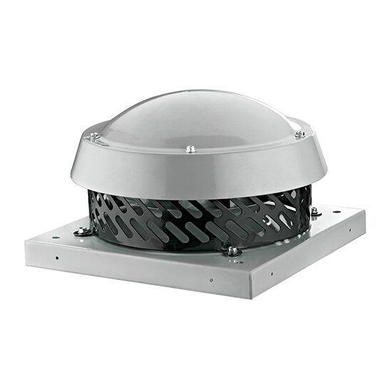 Вентилятор крышный радиальный с горизонтальным выбросом воздуха BRF 500 | вентиляторный завод Bahcivan Motor (BVN)