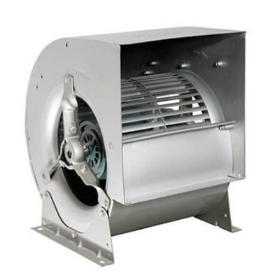 Радиальный вентилятор с двигателем BRV-D 7/7 | завод производитель Bahcivan Motor (BVN)