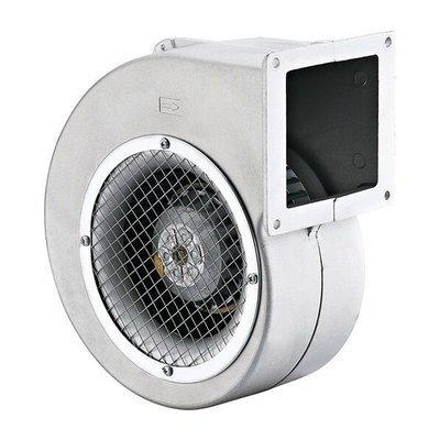 Нагнетательный вентилятор BDRAS 108-50 для котла 155 м3/ч BVN (Bahcivan)