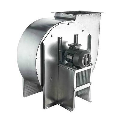 Радиальный вентилятор низкого давления ALC 450T | завод вентиляторов Bahcivan Motor (BVN)