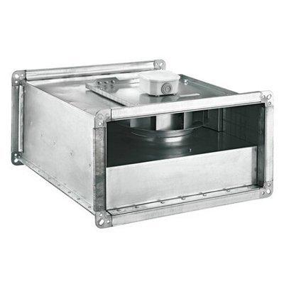 Прямоугольный канальный вентилятор BDKF 100-50 BVN (Bahcivan)