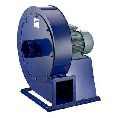 Радиальный вентилятор среднего давления ORB 5T | вентиляционный завод Bahcivan Motor (BVN)