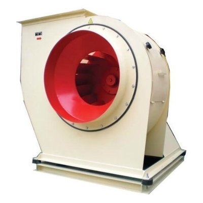 Радиальный вентилятор BGSS 12 низкого давления 32000 м3/ч BVN (Bahcivan)