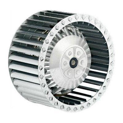 Рабочее колесо с вперед загнутыми лопатками BASSF 355-140 | завод вентиляторов Bahcivan Motor (BVN)