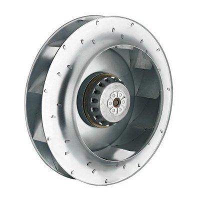 Мотор колесо вентилятора BDRKF 400-M | завод производитель Bahcivan Motor (BVN)