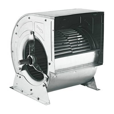 Радиальный вентилятор без двигателя BRV 12 / 12 | завод производитель Bahcivan Motor (BVN)