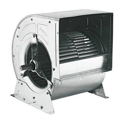Радиальный вентилятор без двигателя BRV-K 18 / 18 | завод производитель Bahcivan Motor (BVN)