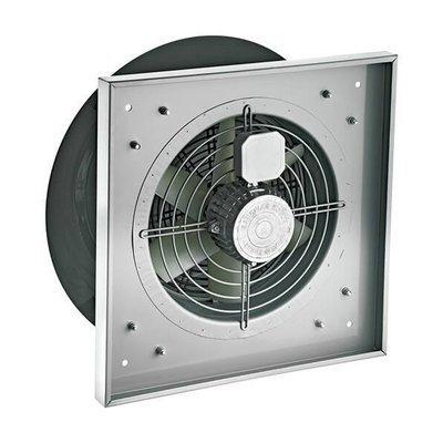 Крышный осевой вентилятор с горизонтальным выбросом воздуха BACF 300T | завод вентиляторов Bahcivan Motor (BVN)