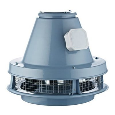 Крышный вентилятор с горизонтальным выбросом воздуха BRCF-M 315 | вентиляторный завод Bahcivan Motor (BVN)