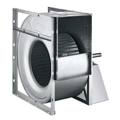 Радиальный вентилятор BRV-S 10/5 низкого давления одностороннего всасывания