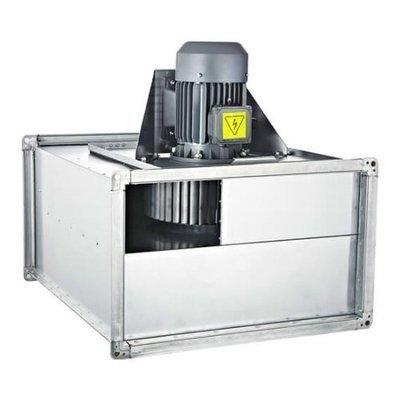 Прямоугольный канальный вентилятор BSKF-R 250-4 M   завод вентиляторов Bahcivan Motor (BVN)