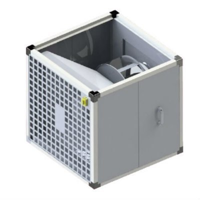 Кухонный вентилятор BKEF-R 450T BVN (Bahcivan) 6000 м3/ч