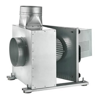 Кухонный вытяжной вентилятор BKEF-T 280 M | завод вентиляторов Bahcivan Motor (BVN)