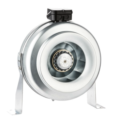 Круглый канальный вентилятор BDTX 125 BVN (Bahcivan) 315 м3/ч