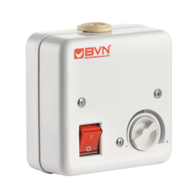 Регулятор скорости BSC-2 для вентилятора до 5 Ампер  BVN (Bahcivan)