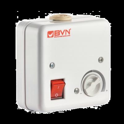 Регулятор скорости BSC-1 для вентилятора до 2 Ампер  BVN (Bahcivan)