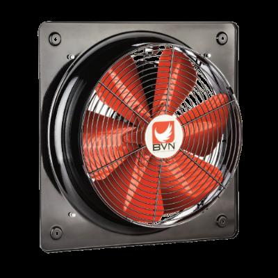 Промышленный осевой вентилятор BSTS 550 | завод производитель Bahcivan Motor (BVN)