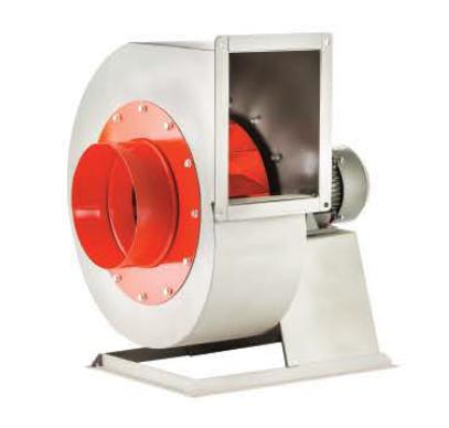 Радиальный вентилятор низкого давления ALR-5T | завод производитель Bahcivan Motor (BVN)