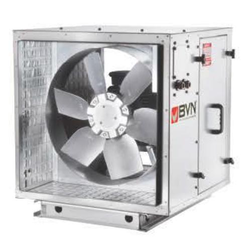 ARMO-C 900T/6-32 Приточные осевые вентиляторы дымоудаления 15кВт 55000 м3/час  BVN