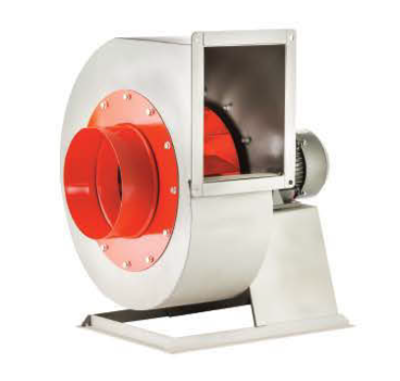 ALR 4T Радиальный вентилятор низкого давления 5000 м3/час  BVN