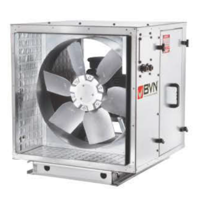 ARMO-C 400T/6-34 Приточные осевые вентиляторы дымоудаления 3кВт 7200 м3/час  BVN