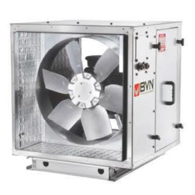 ARMO-C 710T/6-32 Приточные осевые вентиляторы дымоудаления 4кВт 28000 м3/час  BVN