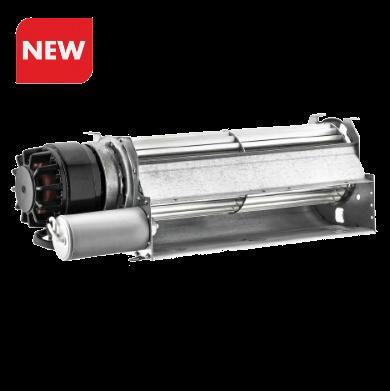 BTV 60-120 Тангенциальный вентилятор 105 м3/час | вентиляционный завод Bahcivan Motor (BVN)