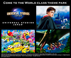 USJ 1 Day Fixed Date Studio Pass Online Booking