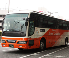 Narita Airport Limousine Bus Ticket