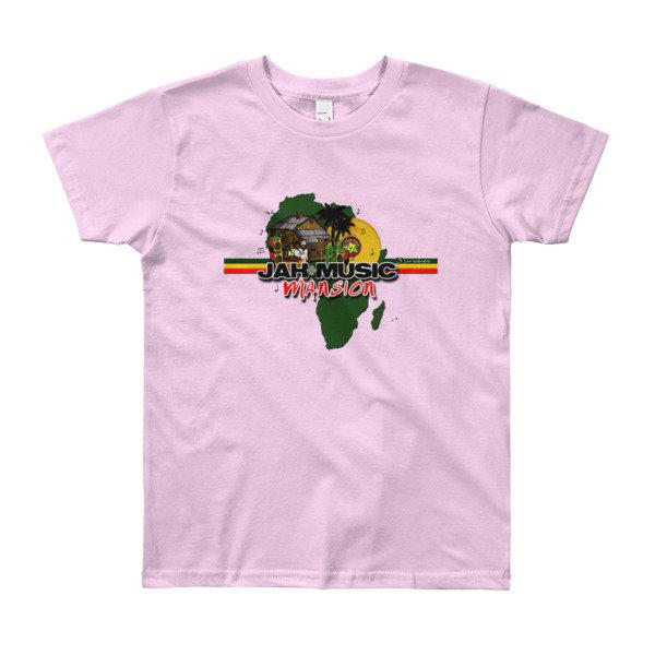 Youth Short Sleeve T-Shirt Girls