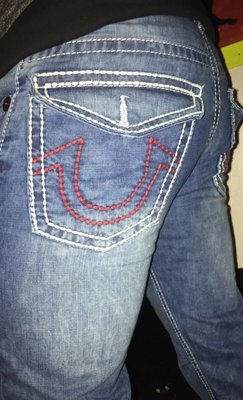 TRUE RELIGION WSK DO