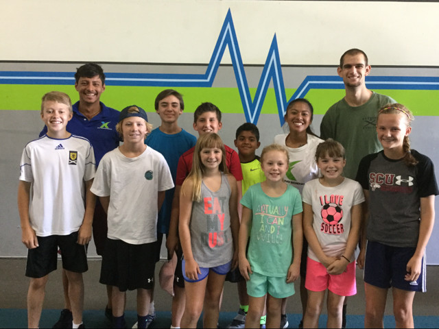 EFS Youth Sports Summer Camps (Half Day Ages: 7-14)