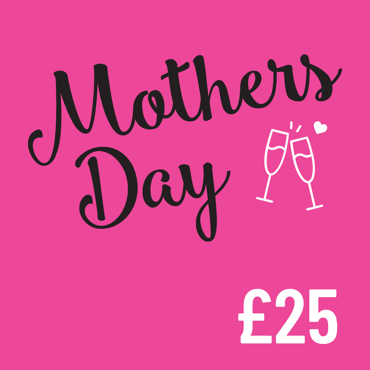 Blo-Secco Mothers Day Voucher 00022