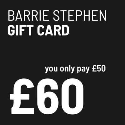 Black Friday Gift Card Offer: £60 Gift Card for only £50