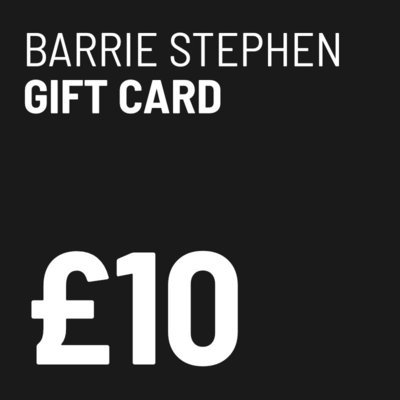 £10 Barrie Stephen Gift Card